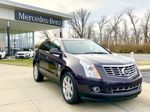 Pre-Owned 2015 Cadillac SRX Premium Collection AWD SUV With Navigation
