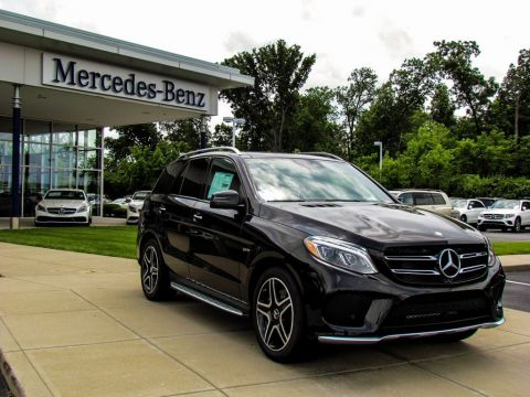 Pre-Owned 2017 Mercedes-Benz GLE 43 AMG® SUV