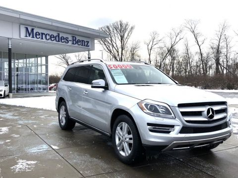 Certified Pre-Owned 2015 Mercedes-Benz GL 350 BlueTEC 4MATIC® SUV AWD