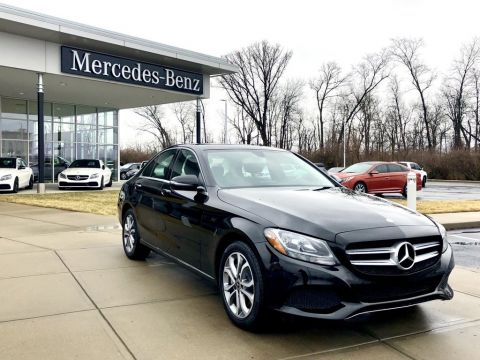 Certified Pre-Owned 2017 Mercedes-Benz C 300 4MATIC® Sedan AWD