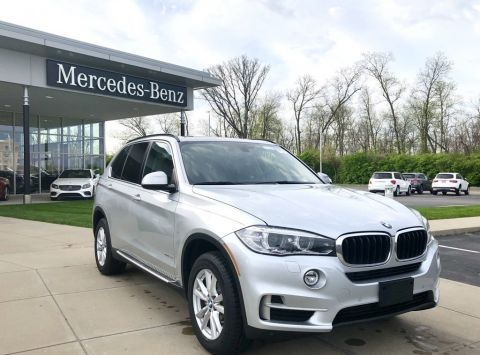 Pre-Owned 2015 BMW X5 xDrive35i With Navigation