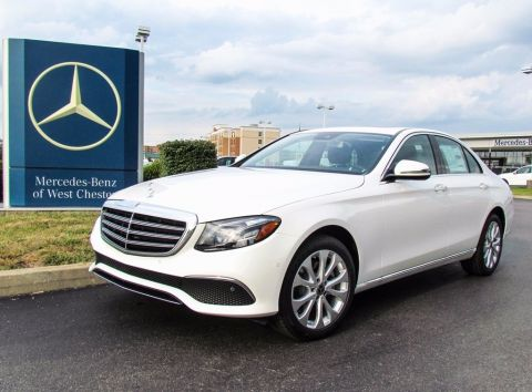 Pre-Owned 2018 Mercedes-Benz E 300 4MATIC® Luxury Sedan AWD