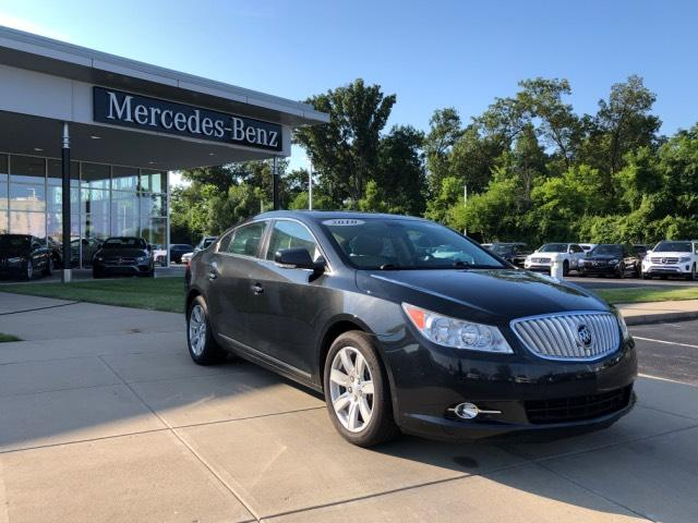 Pre-Owned 2010 Buick LaCrosse Sedan CXL 3.0L FWD