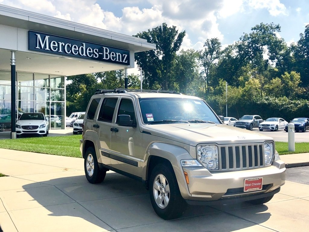 Pre Owned 2011 Jeep Liberty Sport 4X4 SUV