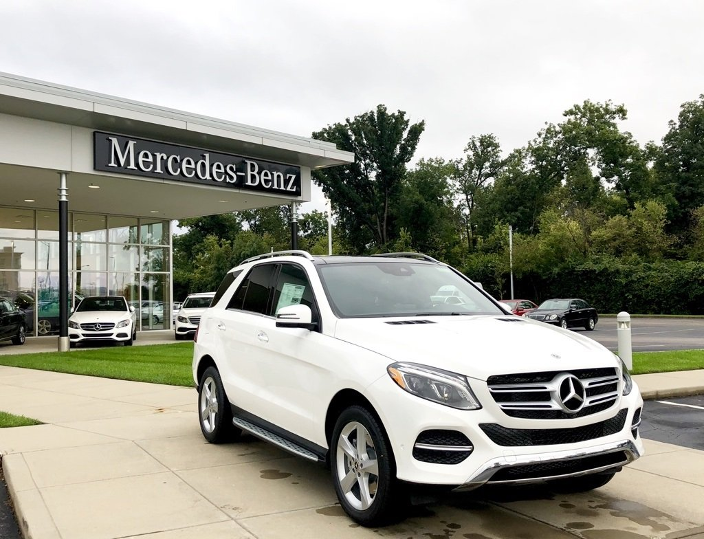 Awesome New 2019 Mercedes Benz GLE GLE 400