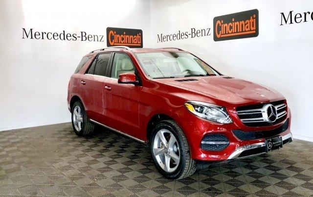 Certified Pre-Owned 2016 Mercedes-Benz GLE 4MATIC® 4dr GLE 350