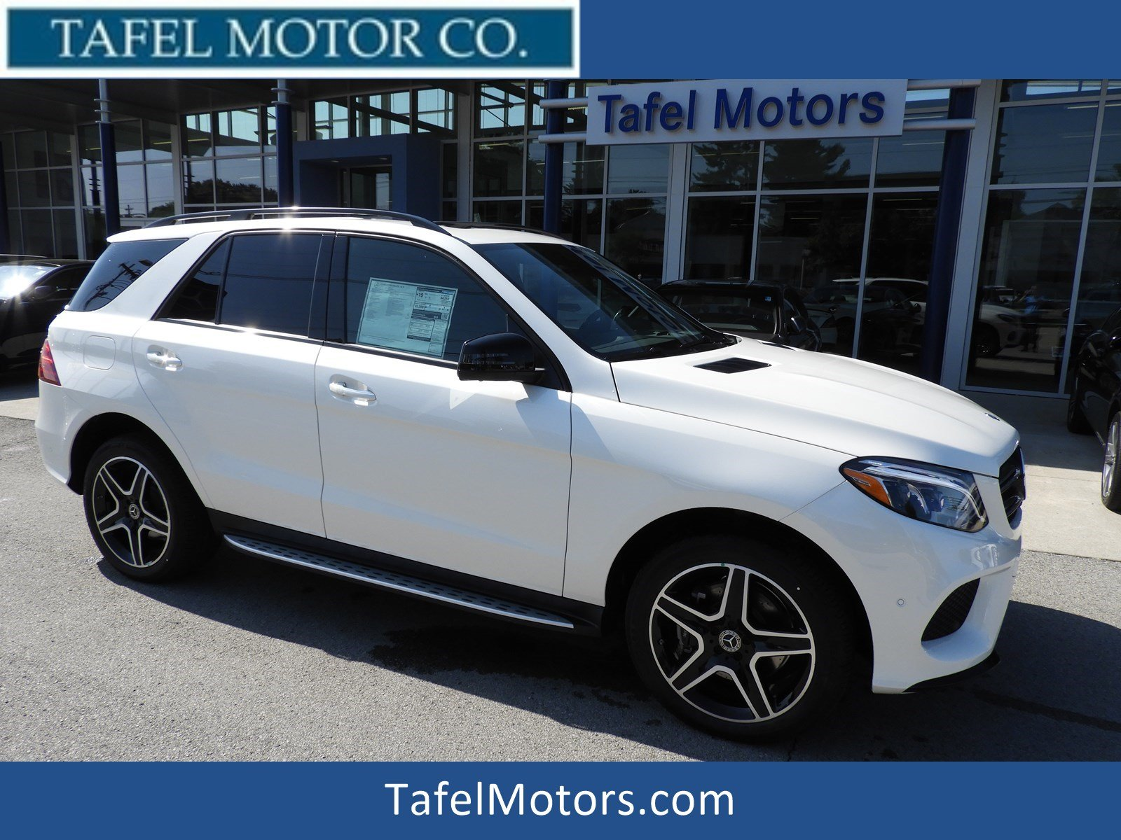 Stock T New 2018 Mercedes Benz GLE GLE 350 4MATIC SUV in
