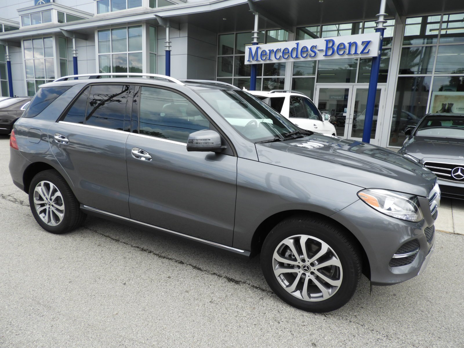 Stock US Pre Owned 2018 Mercedes Benz GLE GLE 350 4MATIC SUV