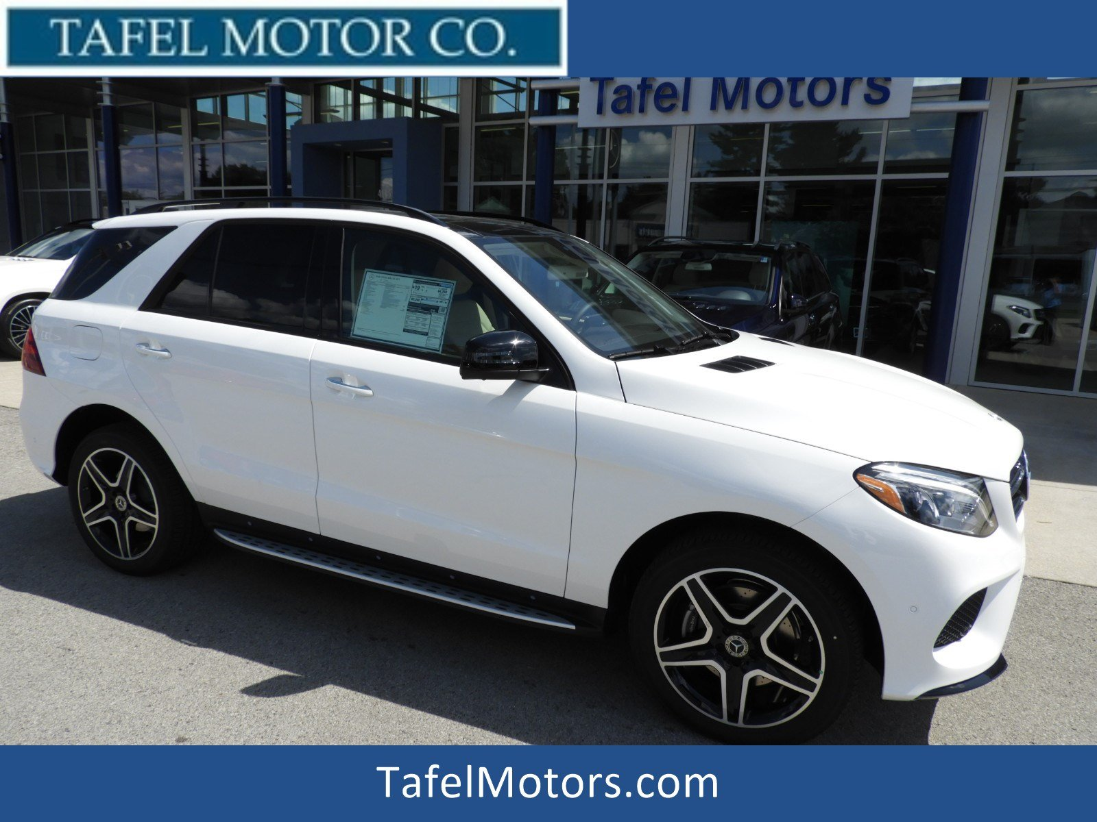 Stock T17640 New 2018 Mercedes Benz Gle Gle 350 4matic Suv In