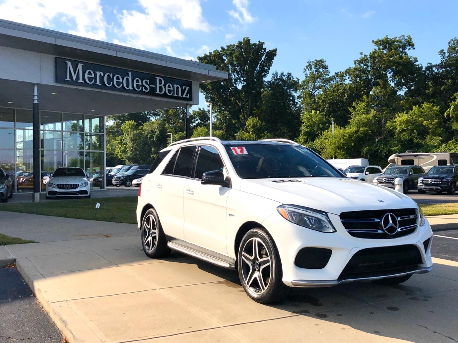Pre-Owned 2017 Mercedes-Benz GLE AMG® GLE 43 SUV