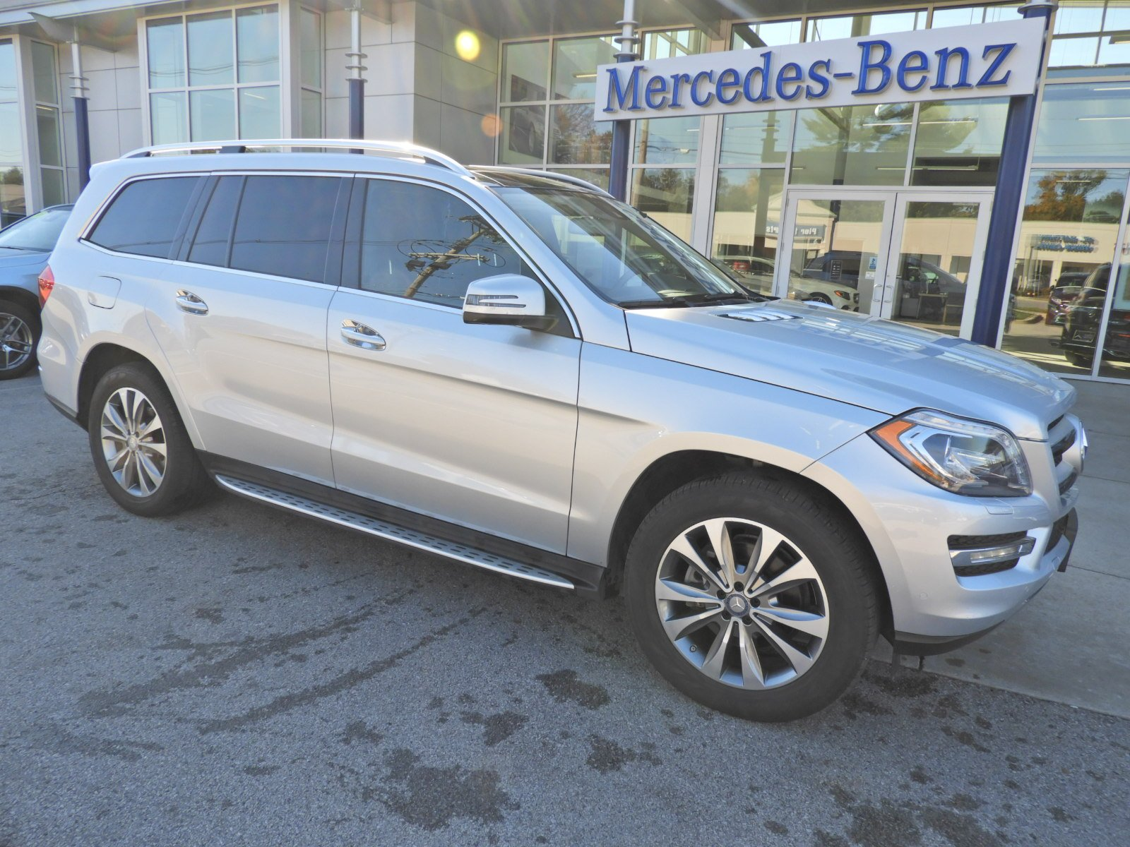 Stock UC Certified Pre Owned 2016 Mercedes Benz GL GL 450