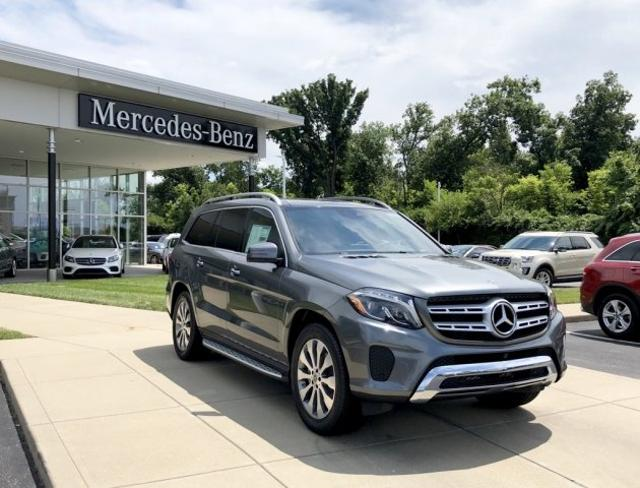 New 2018 Mercedes Benz Gls 450 4matic Suv
