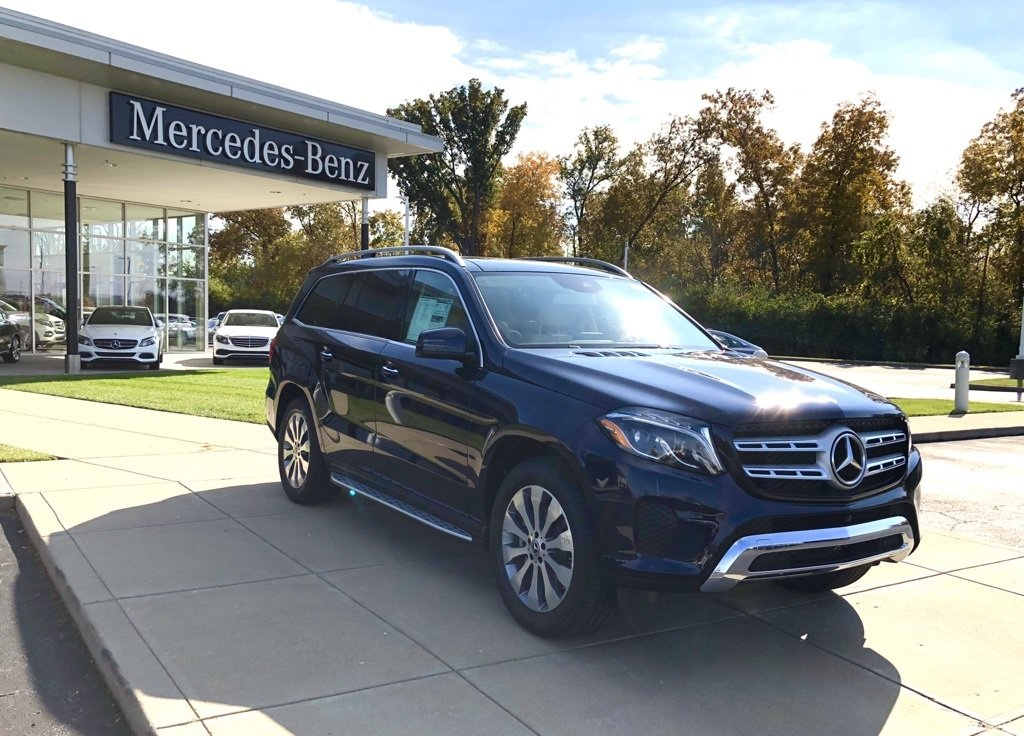 Certified Pre-Owned 2019 Mercedes-Benz GLS 450 4MATIC® SUV