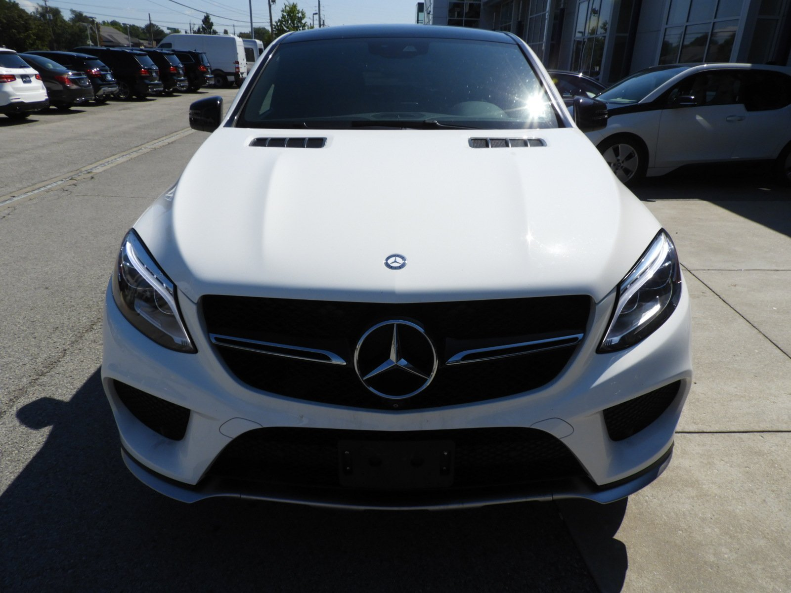 Stock UA Certified Pre Owned 2016 Mercedes Benz GLE GLE 450