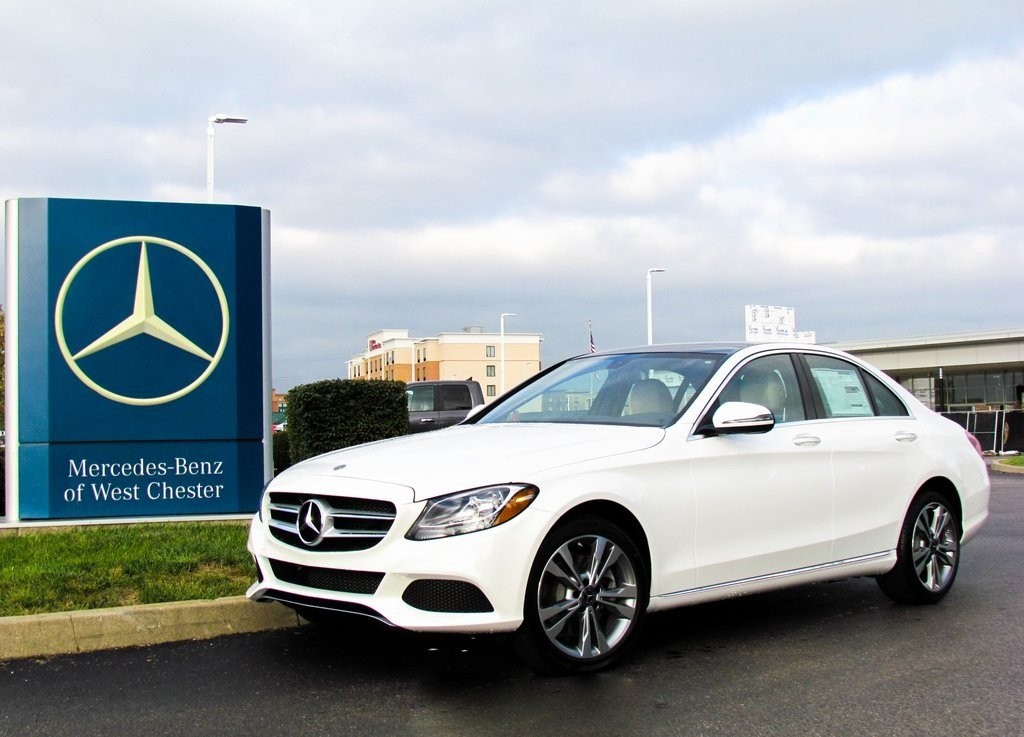 Pre Owned 2018 Mercedes Benz C Class C 300