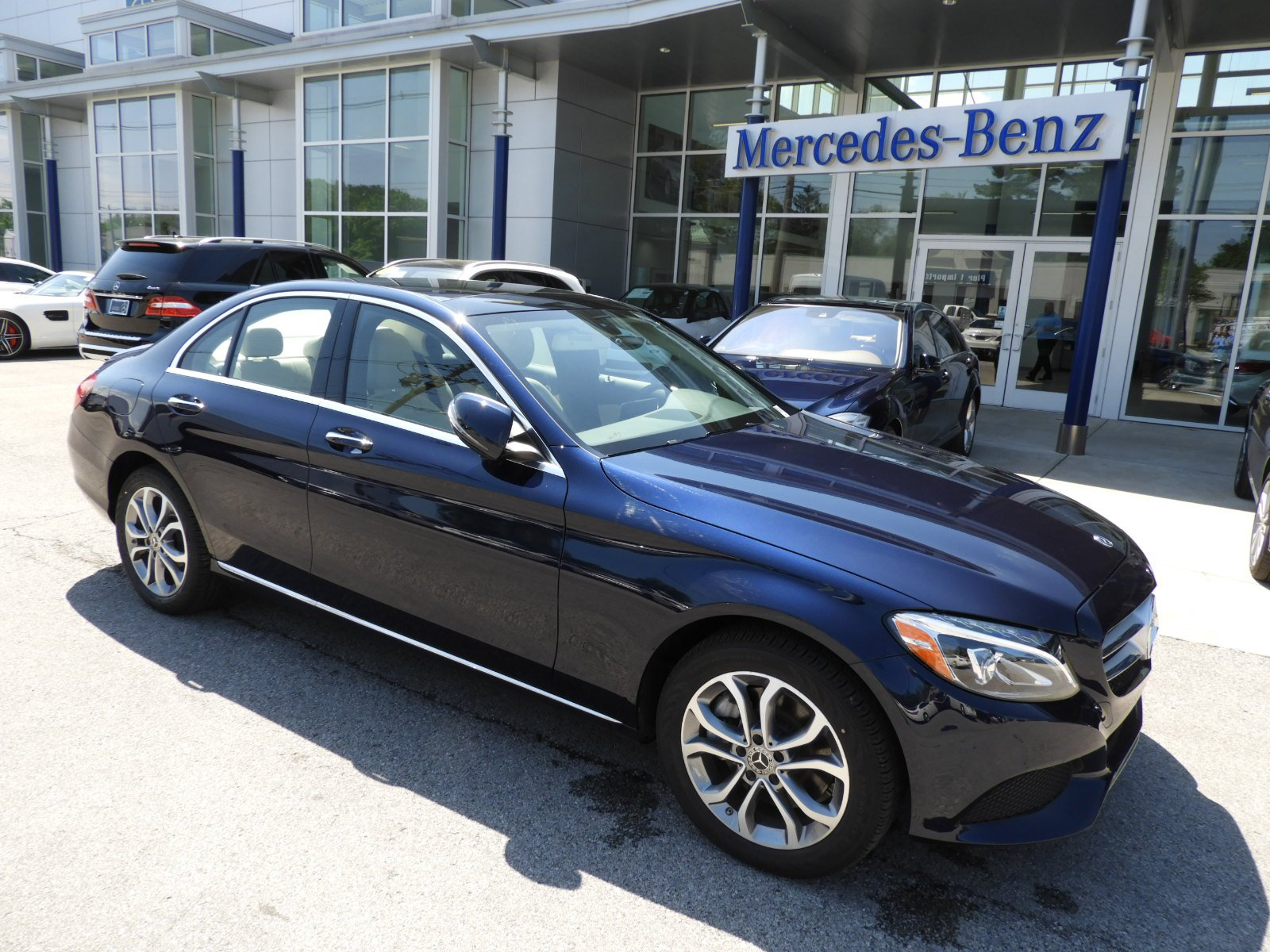 Pre-Owned 2018 Mercedes-Benz C-Class C 300 4MATIC® Sport Sedan