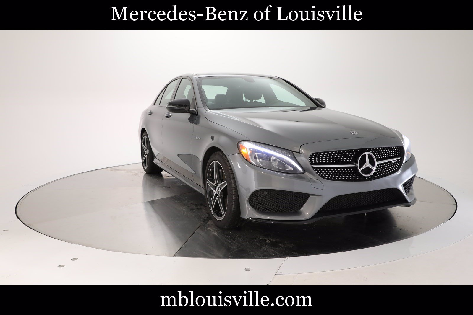 Certified Pre-Owned 2017 Mercedes-Benz C-Class AMG® C 43 4MATIC® Sedan