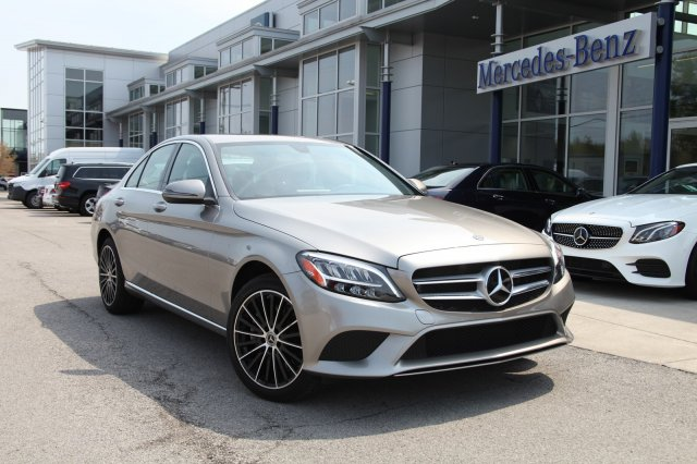 Certified Pre-Owned 2019 Mercedes-Benz C 300 4MATIC® Sedan