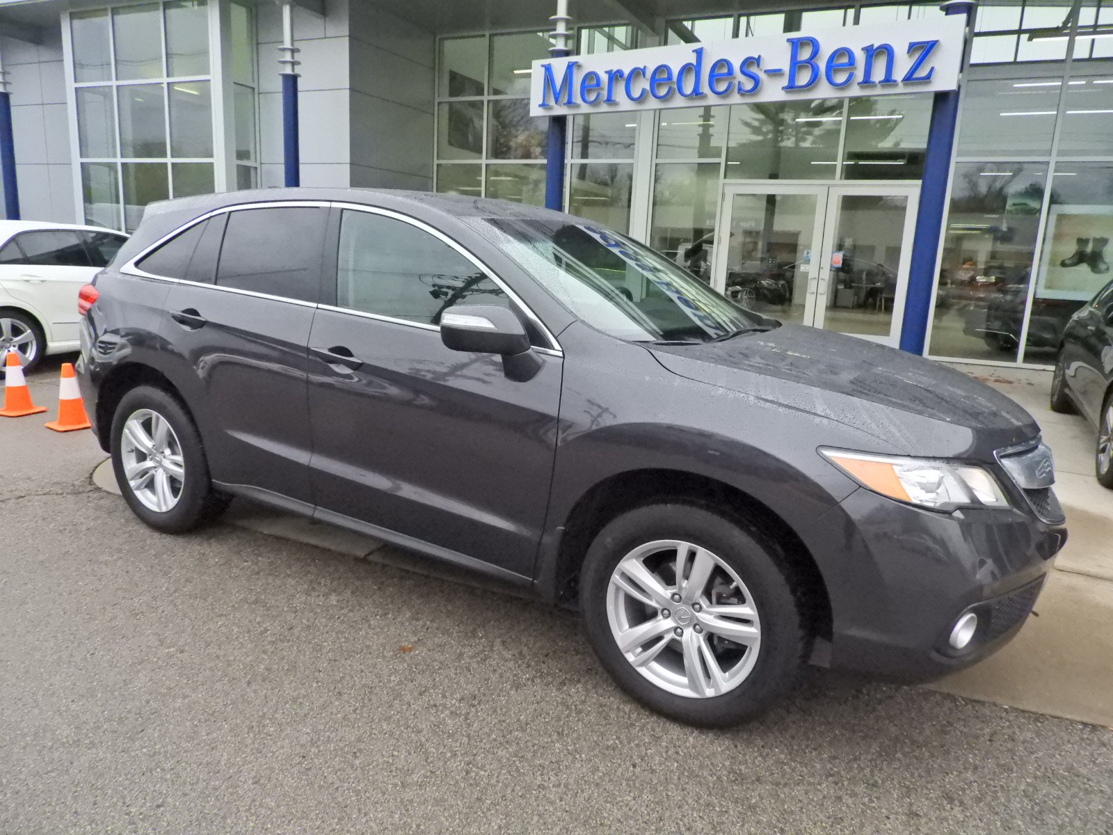 Stock US A Pre Owned 2015 Acura RDX Tech Pkg AWD SUV in West