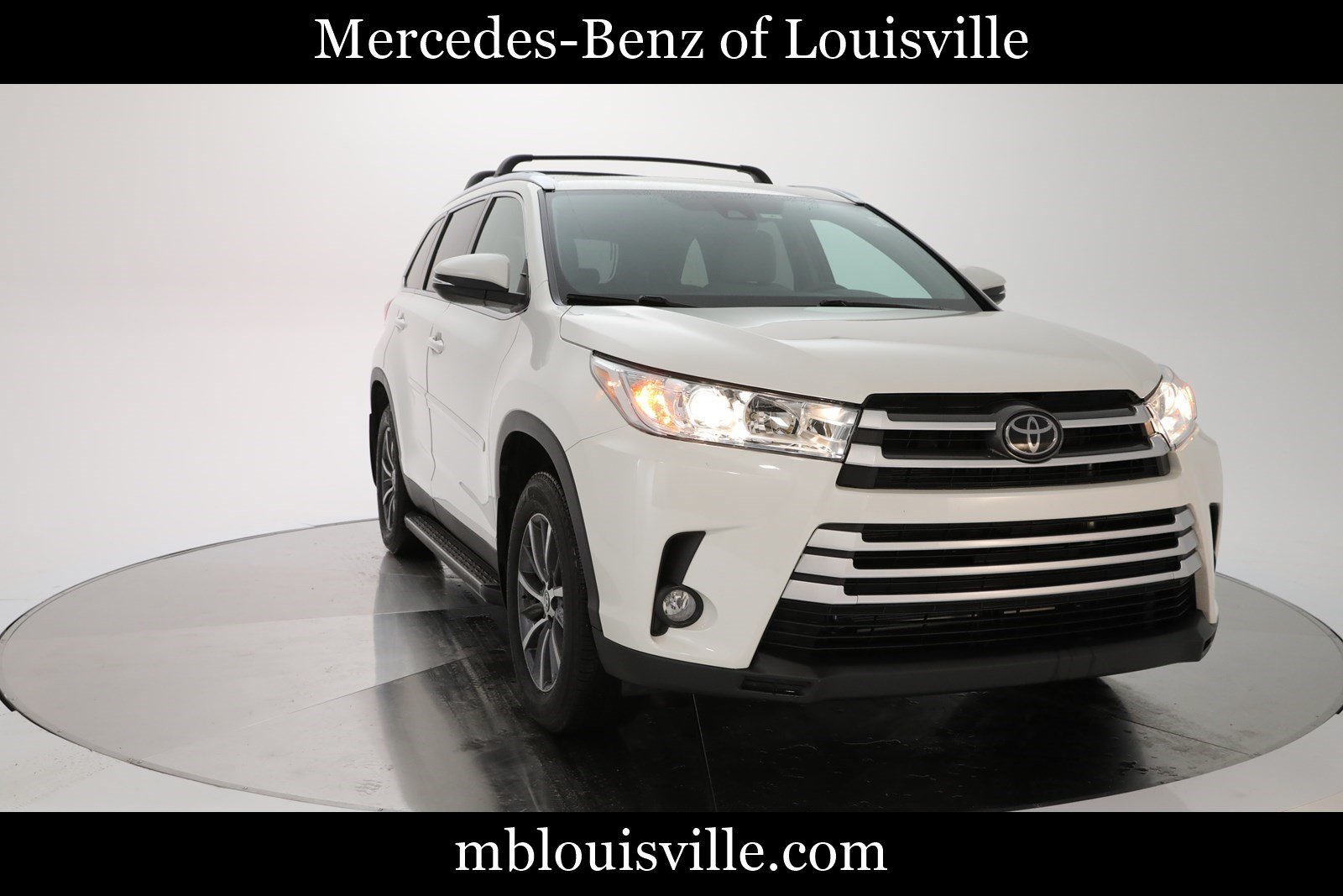 Pre-Owned 2019 Toyota Highlander XLE AWD SUV