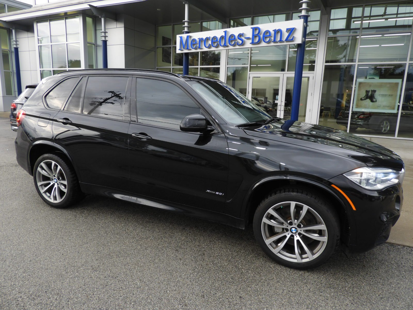 Pre Owned 2014 BMW X5 XDrive50i AWD SUV