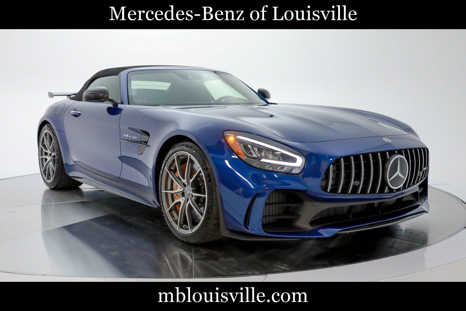 New 2020 Mercedes-Benz AMG® GT AMG® GTR Roadster