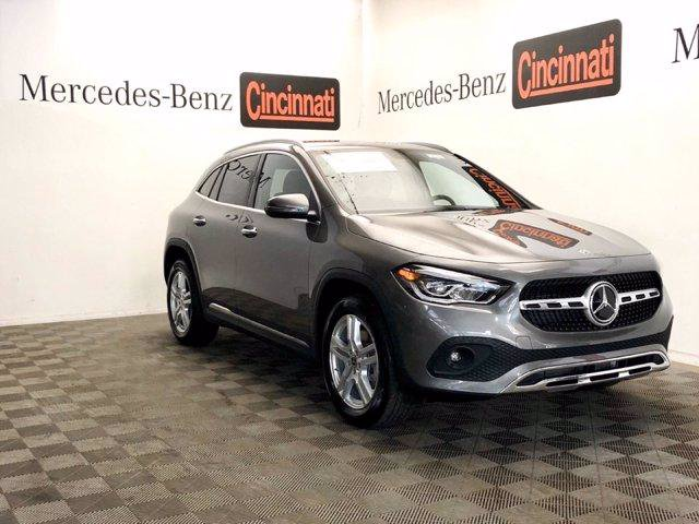 New 2021 Mercedes-Benz GLA GLA 250 4MATIC® SUV 4MATIC® SUV