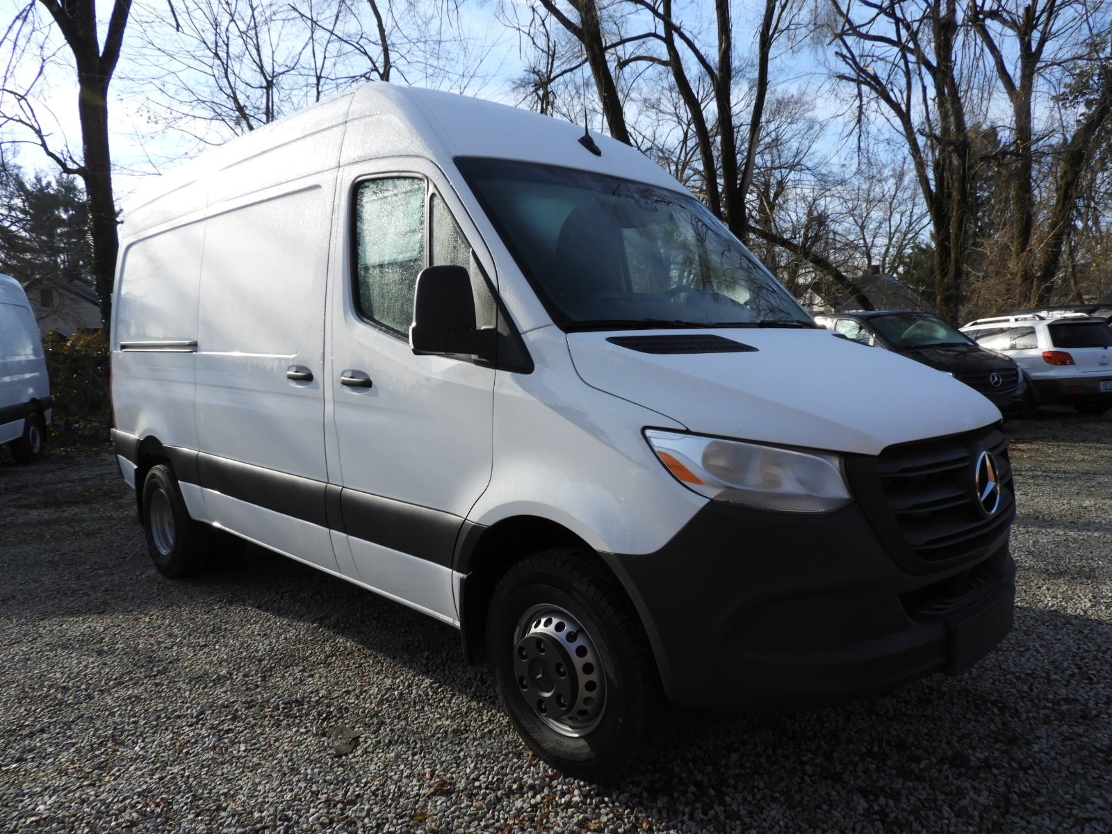 New 2019 Mercedes-Benz Sprinter Cargo Van 3500 144 WB