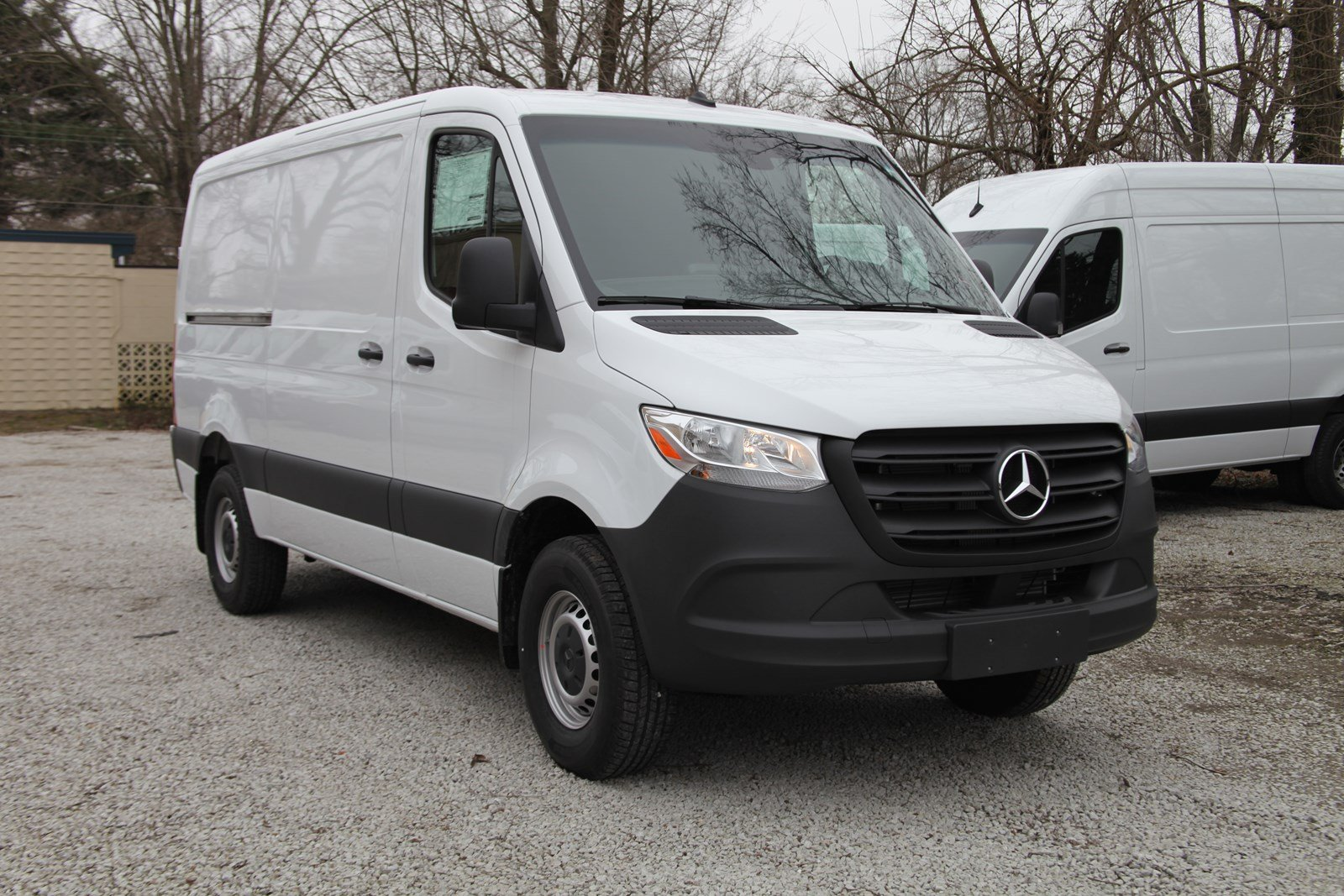 7f4b45c3956 Stock   CV00694 New 2019 Mercedes-Benz Sprinter Cargo Van 2500 Standard  Roof 144 WB in West Chester