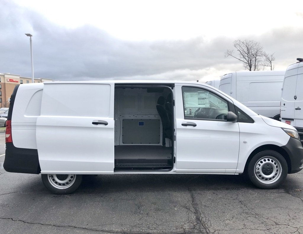 New 2018 Mercedes Benz Metris Cargo Van
