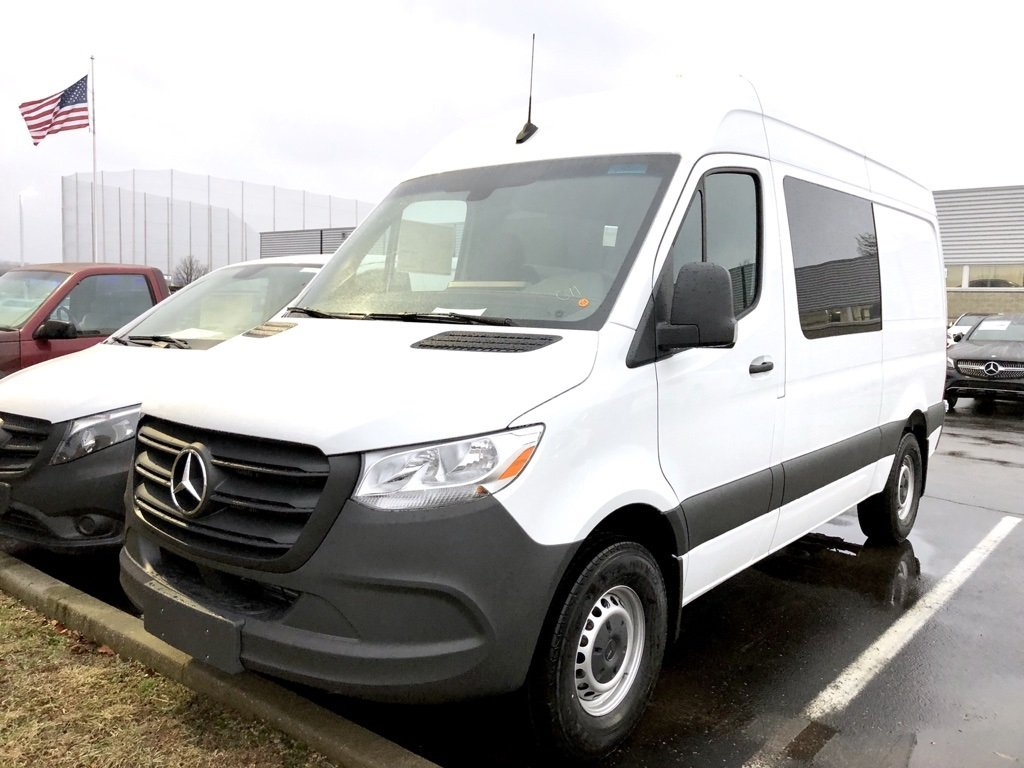 New 2019 Mercedes-Benz Sprinter Passenger Van 2500 144 WB