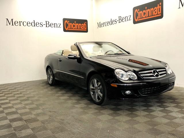 Pre-Owned 2006 Mercedes-Benz CLK 2dr Cabriolet 3.5L