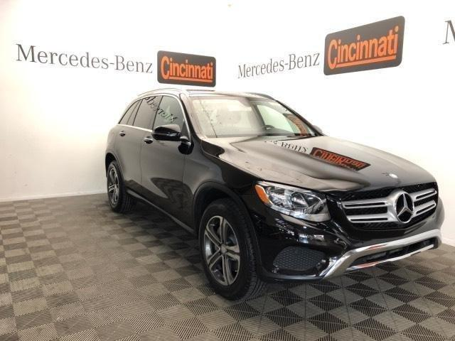 Certified Pre-Owned 2016 Mercedes-Benz GLC 300 4MATIC® SUV