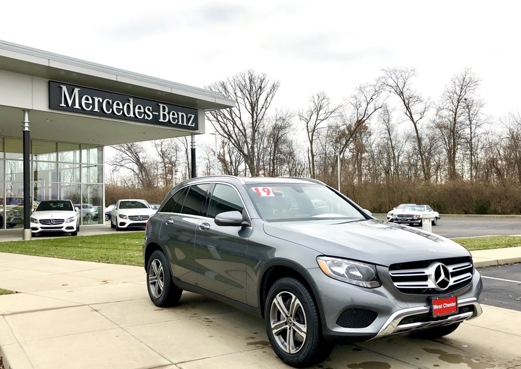 Pre-Owned 2019 Mercedes-Benz GLC 300 4MATIC® SUV