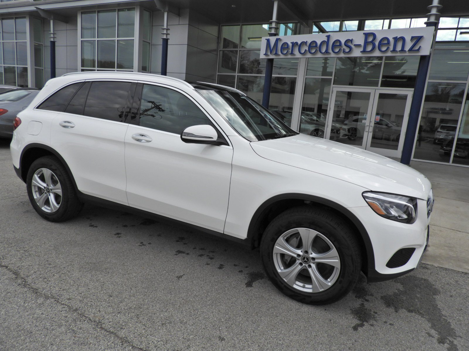 Stock US Certified Pre Owned 2018 Mercedes Benz GLC GLC 300