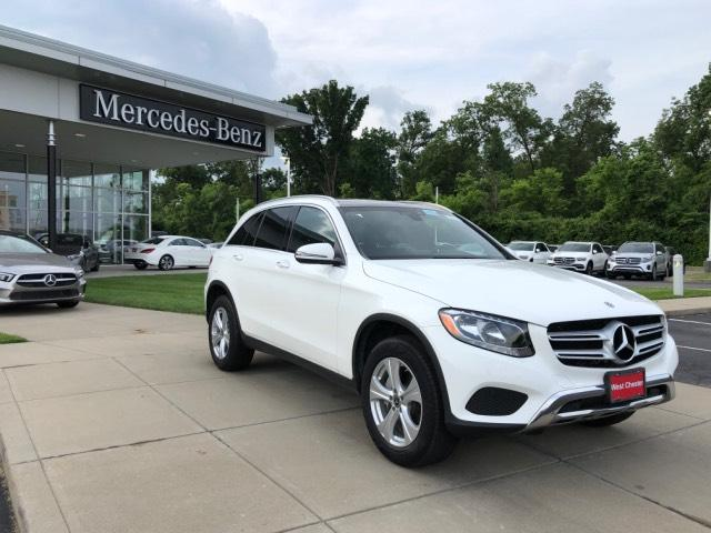 Certified Pre-Owned 2018 Mercedes-Benz GLC 300 4MATIC® SUV