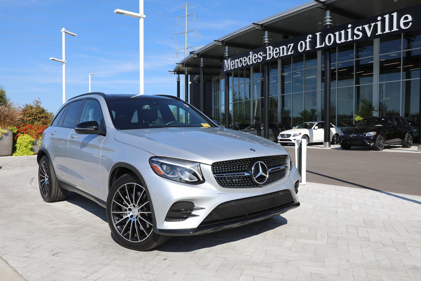 Certified Pre-Owned 2018 Mercedes-Benz GLC AMG® GLC 43 4MATIC® SUV
