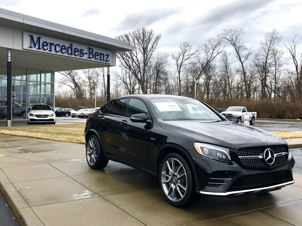 New 2018 Mercedes Benz Glc Amg 43 4matic Coupe