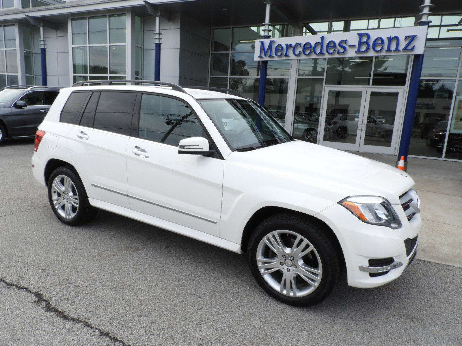 Stock UC A Certified Pre Owned 2014 Mercedes Benz GLK GLK 350