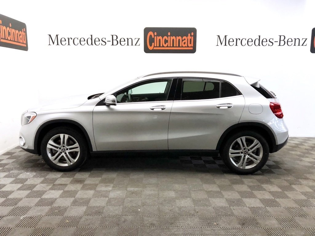 Stock C2628p Pre Owned 2018 Mercedes Benz Gla Gla 250 4matic Suv