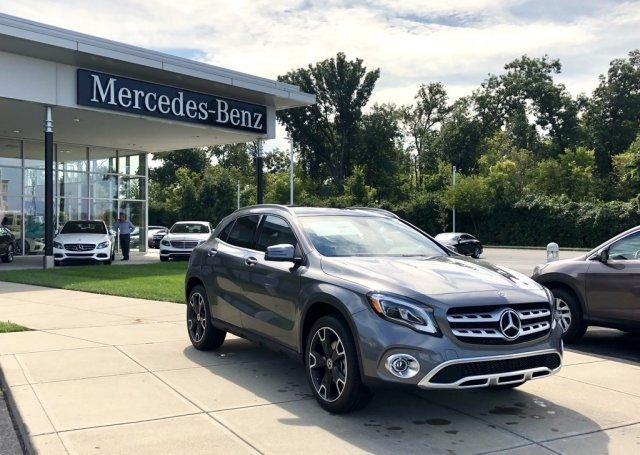 Stock W17518 New 2019 Mercedes Benz Gla Gla 250 In West Chester