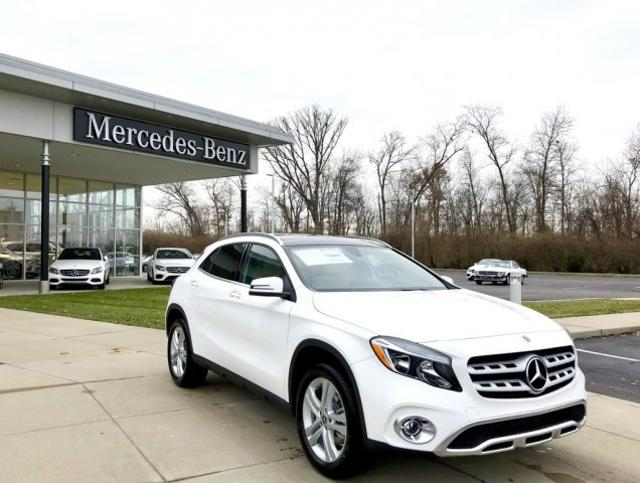 Stock W17703 New 2019 Mercedes Benz Gla Gla 250 In West Chester
