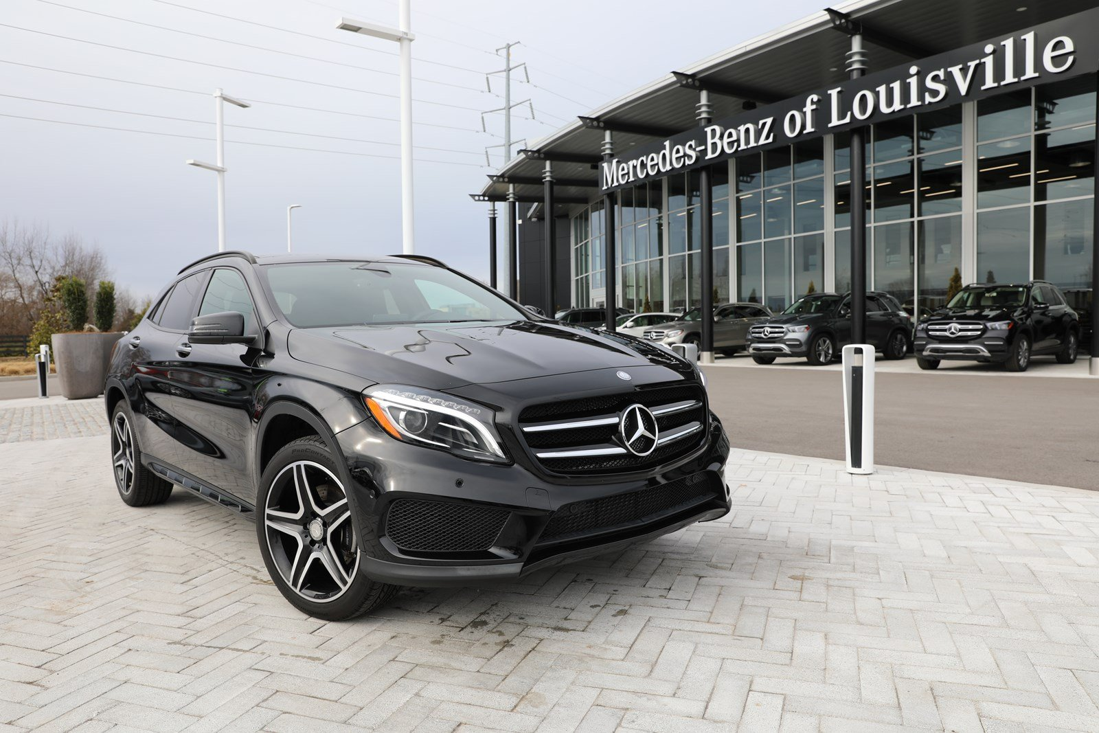 Certified Pre-Owned 2016 Mercedes-Benz GLA GLA 250 4MATIC® SUV
