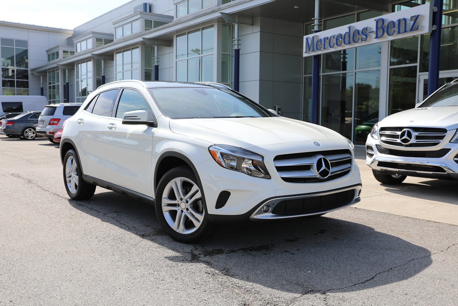 Certified Pre Owned 2016 Mercedes Benz Gla 250 4matic Suv