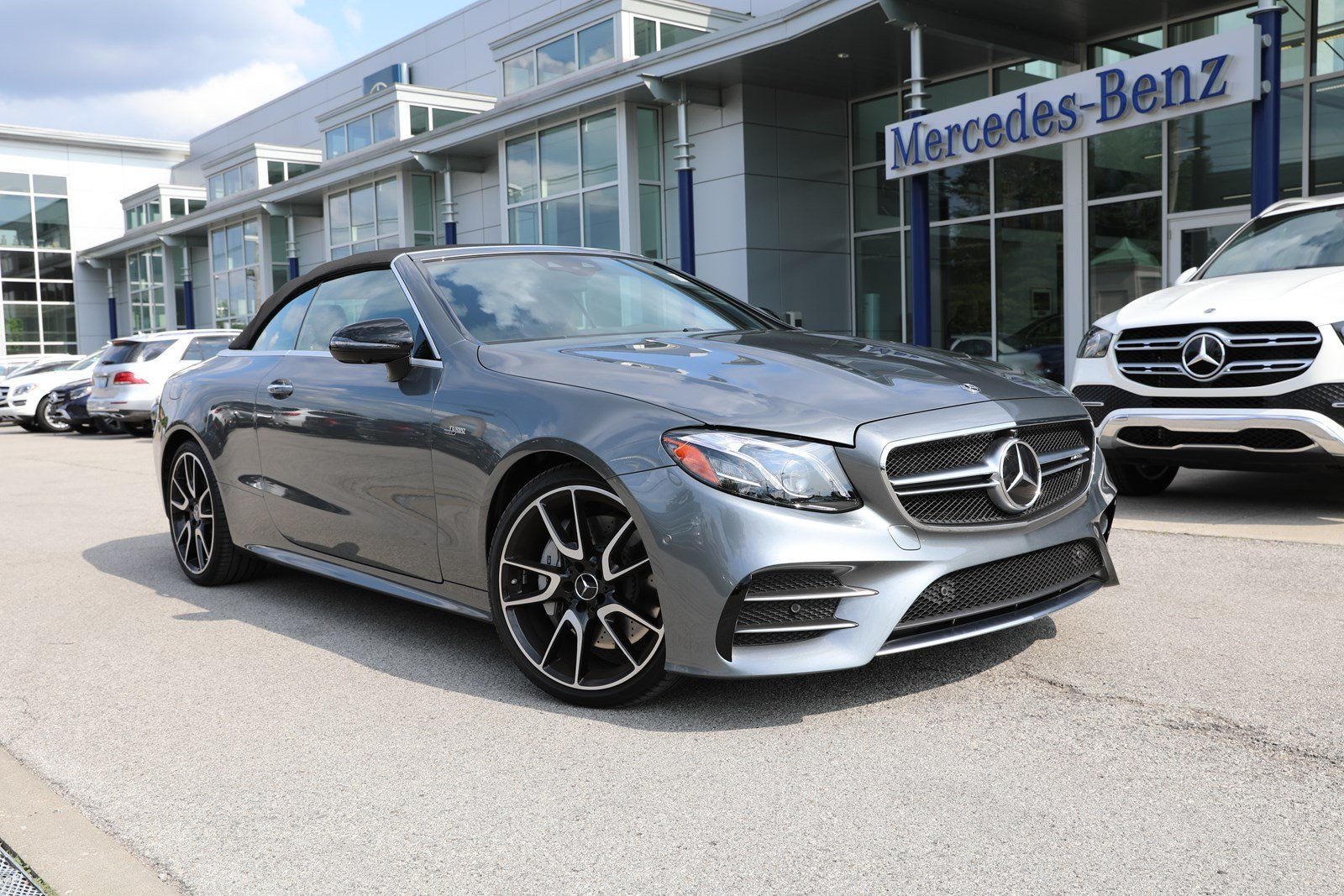 Certified Pre-Owned 2019 Mercedes-Benz E-Class E 53 AMG® 4MATIC® Cabriolet