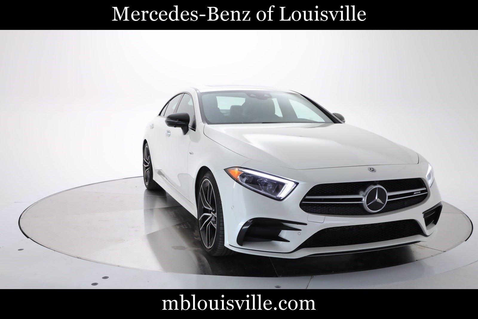 Certified Pre-Owned 2019 Mercedes-Benz CLS AMG® CLS 53 S 4MATIC® 4-Door Coupe