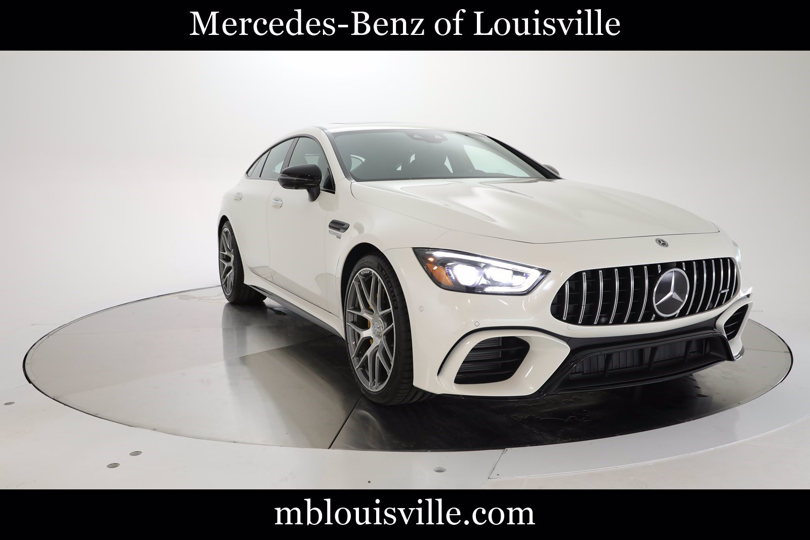 New 2019 Mercedes-Benz AMG® GT AMG® GT 63 4MATIC® 4-Door Coupe