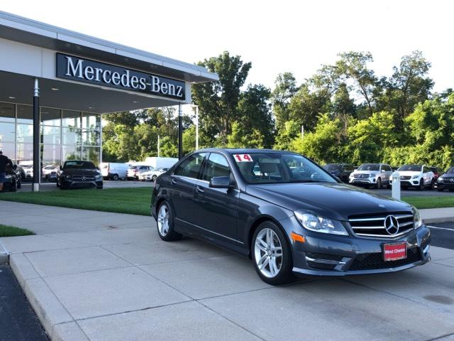 Pre-Owned 2014 Mercedes-Benz C-Class C 300 4MATIC® Sedan