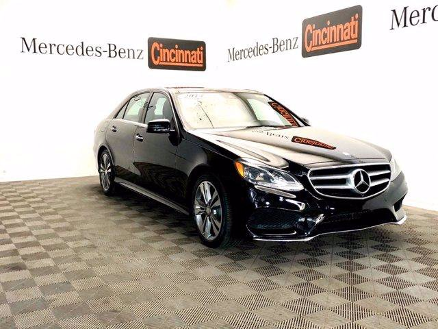 Certified Pre-Owned 2014 Mercedes-Benz E-Class 4dr Sdn E 350 Sport 4MATIC®