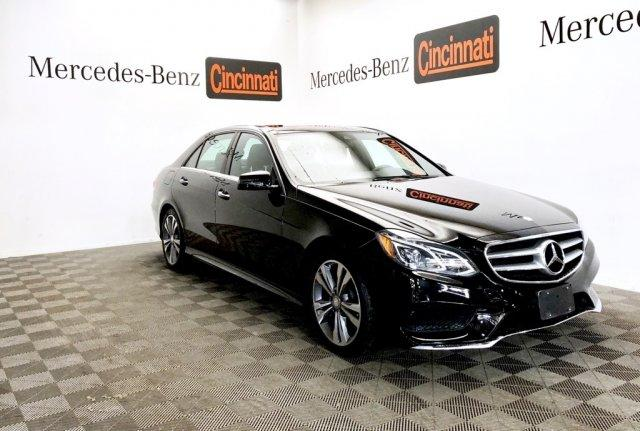 Certified Pre-Owned 2015 Mercedes-Benz E-Class 4dr Sdn E 350 Sport 4MATIC®